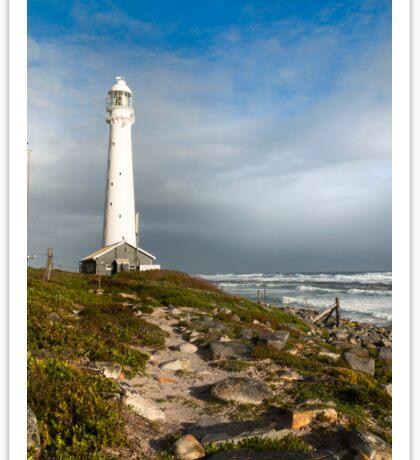 Lighthouse at Kommetjie Sticker