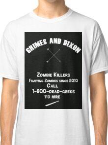 Zombie Killers Classic T-Shirt