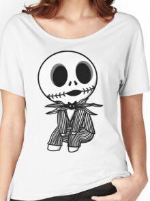 Chibi Jack Skellington Women's Relaxed Fit T-Shirt