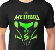 Metroid 25th Unisex T-Shirt