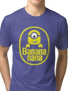 Banana minion Tri-blend T-Shirt