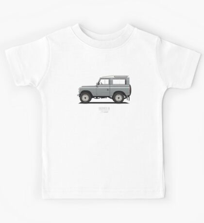 Series 3 Station Wagon 88 Mid Grey Kids Tee