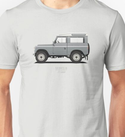 Series 3 Station Wagon 88 Mid Grey Unisex T-Shirt