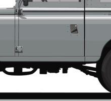 Series 3 Station Wagon 88 Mid Grey Sticker