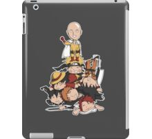 New Anime Hero - Saitama iPad Case/Skin