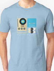 Mile 3.25 Tidal Inlet Unisex T-Shirt