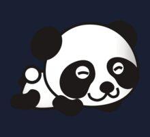 Cute Cartoon Baby Panda One Piece - Short Sleeve
