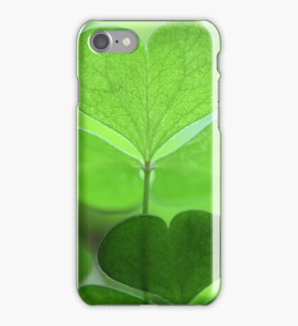 happy saint patrick's day!♣!♣!♣!♣!♣! iPhone Case/Skin