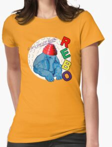 We are Rebo Womens Fitted T-Shirt