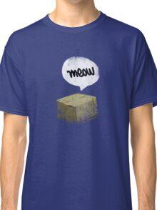 Warren Schrodinger's cat vintage Classic T-Shirt