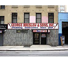 New York City Business Photographic Print