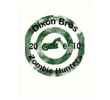 Dixon Bros Art Print