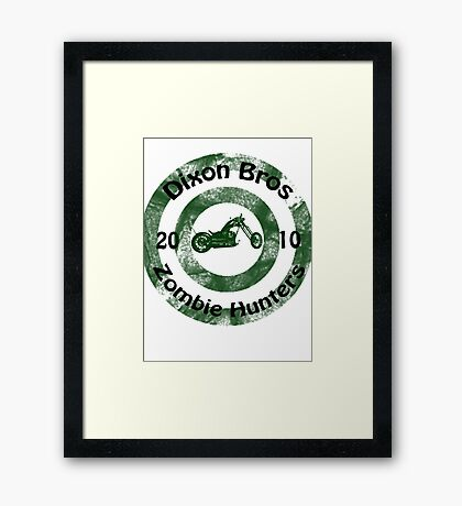 Dixon Bros Framed Print