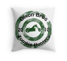 Dixon Bros Throw Pillow