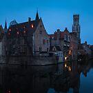 Bruges by Johannes Valkama