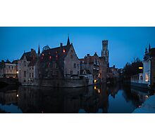 Bruges Photographic Print