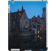 Bruges iPad Case/Skin