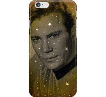 William Shatner as Captain Kirk iPhone Case/Skin