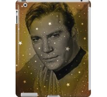 William Shatner as Captain Kirk iPad Case/Skin