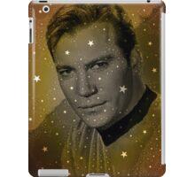 William Shatner as Captain Kirk iPad Case/Skin