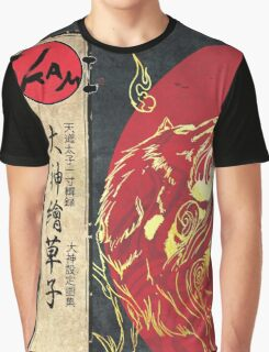 Poster okami Graphic T-Shirt