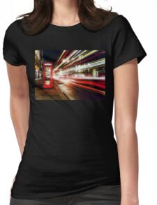 The Capital Womens Fitted T-Shirt