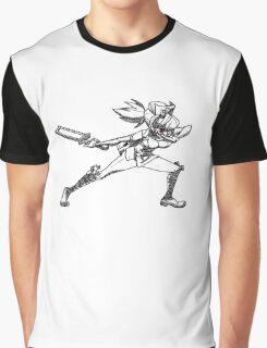 Skullgirls - Valentine Graphic T-Shirt