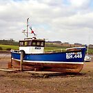 Sapphire, Fishing boat by Woodie