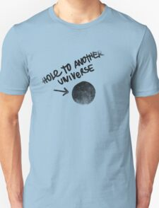 Hole to another Universe vintage T-Shirt