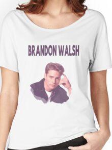 90210- bRANDON wALSH Women's Relaxed Fit T-Shirt