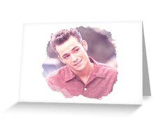 90210- Dylan Greeting Card