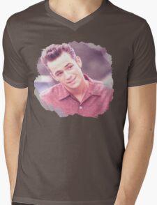90210- Dylan Mens V-Neck T-Shirt