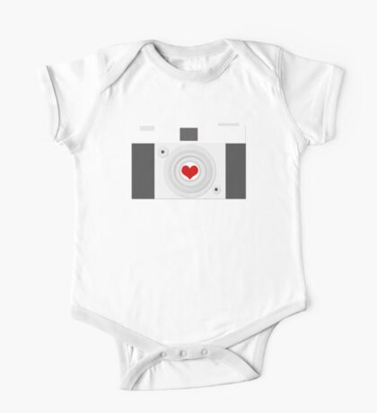 You Captured My Heart One Piece - Short Sleeve