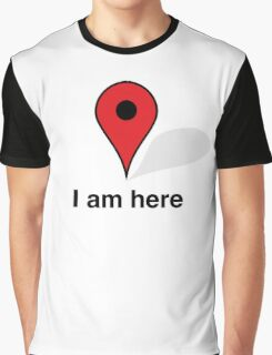 Location is Everything Graphic T-Shirt