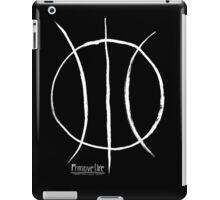 Basketball Symbol WoB iPad Case/Skin