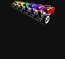 Hot Rod Rainbow Unisex T-Shirt