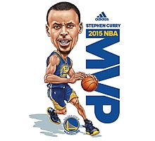Stephen Curry MVP Photographic Print