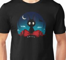 The Witch's Familiar (Kiki Delivery Service) Unisex T-Shirt