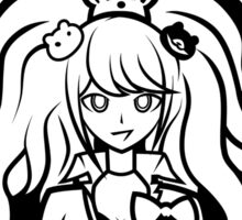 Despair Coffee (Danganronpa) Sticker