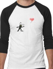 Kingdom Graffiti (Kingdom Hearts) Men's Baseball ¾ T-Shirt
