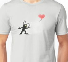 Kingdom Graffiti (Kingdom Hearts) Unisex T-Shirt