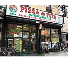 New York City Pizza Photographic Print