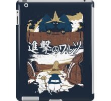Attack on Waltz - Shingeki no Waltz (Final Fantasy IX) iPad Case/Skin