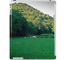 3 Cow Afternoon  iPad Case/Skin
