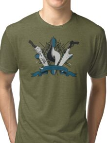 Succession of Witches (Final Fantasy VIII) Tri-blend T-Shirt