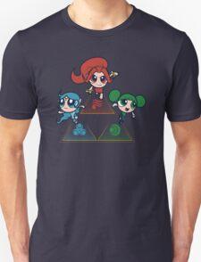 Powerpuff Goddesses (The Legend of Zelda) Unisex T-Shirt