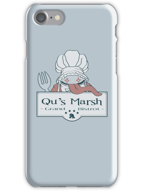 Qu's Marsh - Grand Bistrot (Final Fantasy IX) by Ruwah