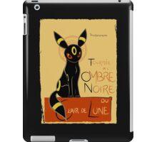 Ombre Noire (Pokemon) iPad Case/Skin