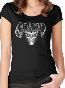 Danzig Deathclaw  Women's Fitted Scoop T-Shirt