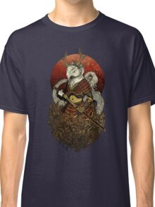 Dragon Samurai - Colour Classic T-Shirt